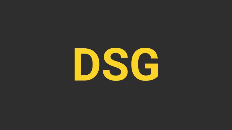dsg logo by globaltrans.by