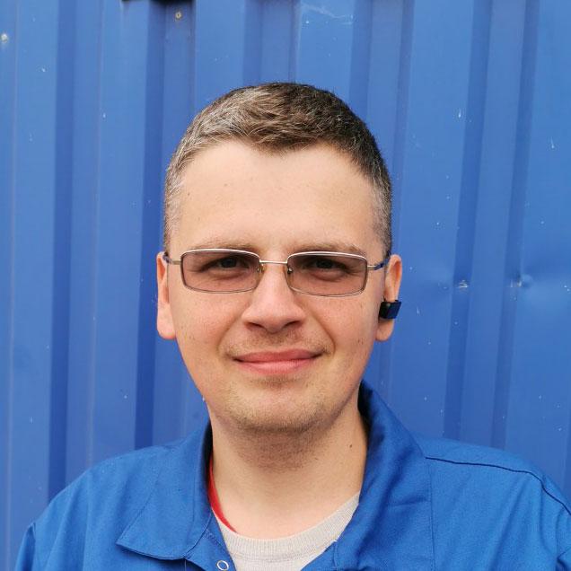 Инженер - диагност Александр globaltrans.by
