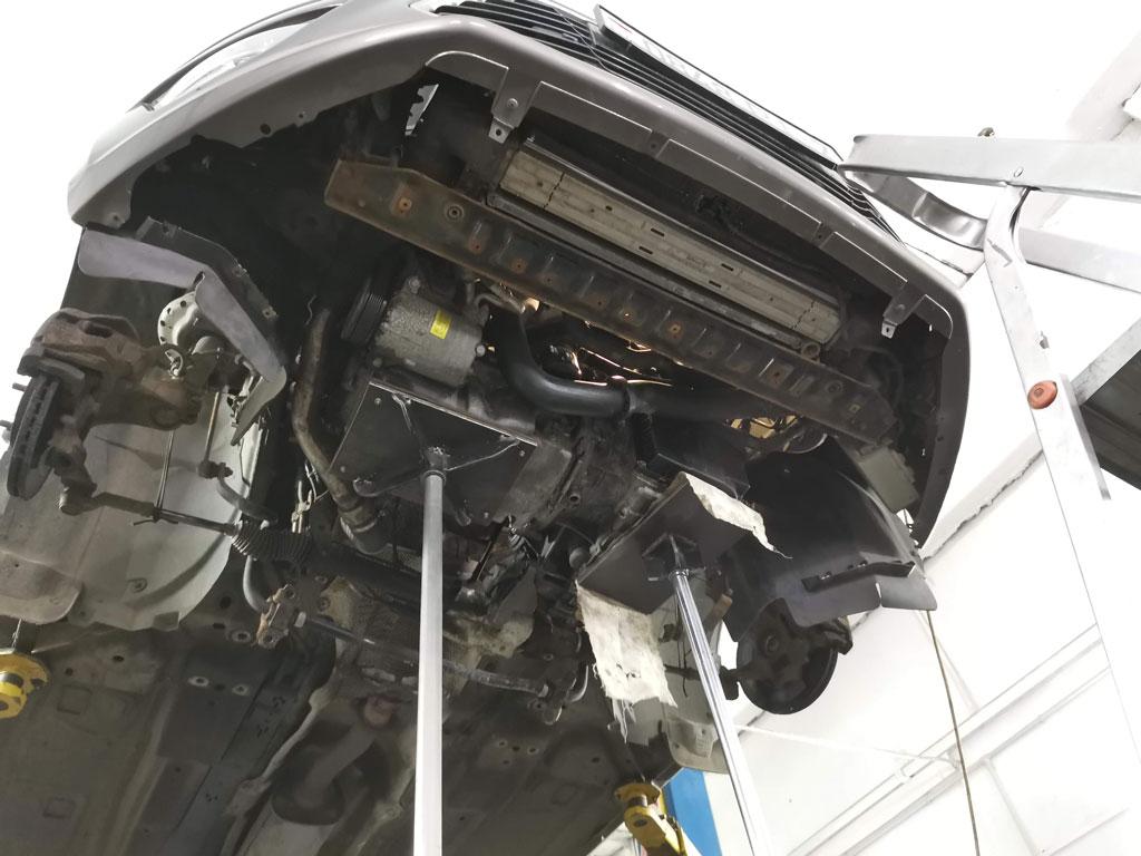 ремонт powershift 6DCT-450 Ford Mondeo 4